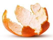 Peau de mandarine images libres de droits