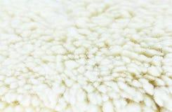 Peau de mouton Textue pour le fond Photos libres de droits