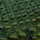 Peau de serpent de mosaïque Image libre de droits