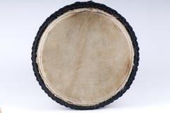 Peau de tambour de Jemba Photos libres de droits