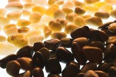 pebbels backgound Стоковые Фото