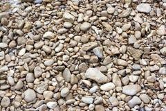 Pebble on Adriatic Sea Royalty Free Stock Image