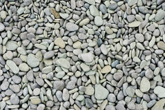 Pebble  as  nature  background Stock Images