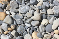 Pebble background Stock Photos