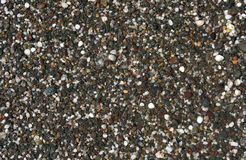 Pebble background. Pebble washed streaming sea water, and forming background Stock Images