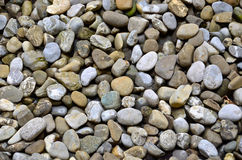 Pebble background Royalty Free Stock Image