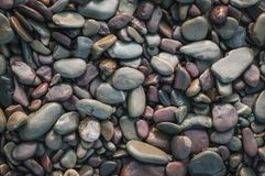 Pebble background Royalty Free Stock Photography