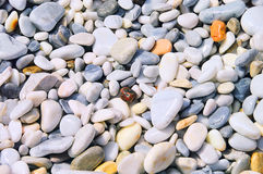 Pebble Beach托斯卡纳 库存图片