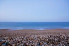 Pebble Beach Royaltyfri Fotografi
