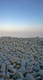 Pebble Beach Imágenes de archivo libres de regalías