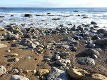 Pebble Beach Foto de Stock