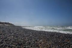 Pebble Beach Lizenzfreie Stockbilder