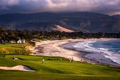 Free Pebble Beach Golf Course, Monterey, California Stock Photos - 174669853