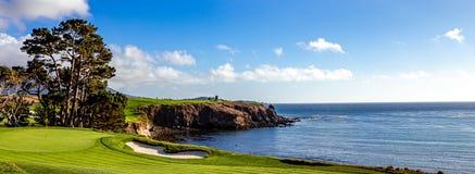 Free Pebble Beach Golf Course, Monterey, California, Usa Royalty Free Stock Photos - 176350698