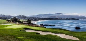 Free Pebble Beach Golf Course, Monterey, California, Usa Royalty Free Stock Images - 177907519