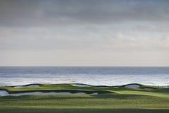 Pebble Beach golf course, Monterey, California, USA Royalty Free Stock Photography