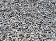 Pebble beach in Playa de las Americas Royalty Free Stock Image