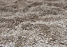 Pebble beach stones background Royalty Free Stock Images