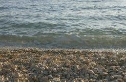 Pebble beach Stock Image