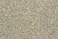 Pebble cement wall background Royalty Free Stock Photos