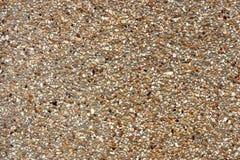 Pebble glaze ground Stock Image