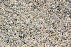 Pebble gravel floor Stock Image