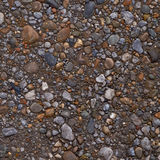 Pebble or gravel texture or background Royalty Free Stock Photo