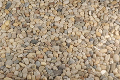 Pebble mosaic Stock Photography
