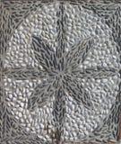 Pebble Mosaic Royalty Free Stock Images