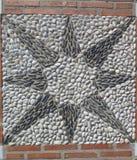 Pebble Mosaic Stock Images