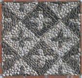 Pebble Mosaic Royalty Free Stock Photography
