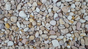 Pebble Pattern. Pebble and pretty stones, symmetry pattern Stock Images