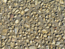 Pebble Paving Royalty Free Stock Photography