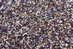 Pebble sea stone background Stock Photos