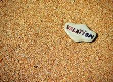 Pebble on the Seashore Stock Photo