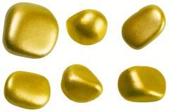 Pebble set Stock Image