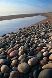 Pebble Shore Royalty Free Stock Photo