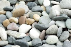Pebble stone Stock Images