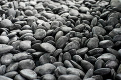 Pebble stone as background Stock Images