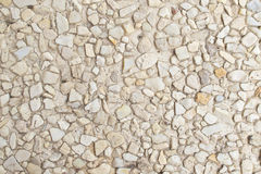 Pebble stone as background or texture Stock Images