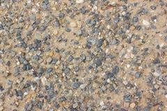 Pebble stone background Stock Photography