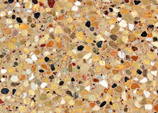 Pebble Stone Flooring Stock Photos