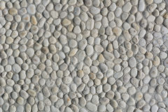 The pebble stone floors Royalty Free Stock Photography