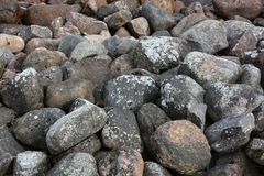 Pebble stone Royalty Free Stock Photos
