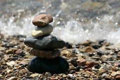 Pebble Stones Stock Photography