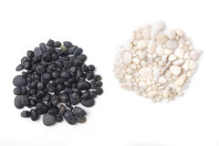 Pebble stones Royalty Free Stock Photography