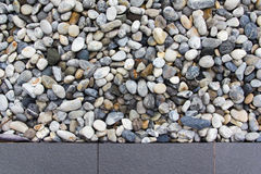 Pebble stones Royalty Free Stock Photos