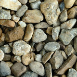 Pebble stones. Closeup for background Stock Images