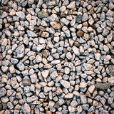 Pebble stones texture background Stock Photography