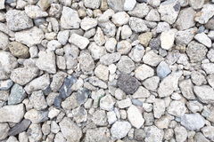 Pebble stones texture Royalty Free Stock Photo
